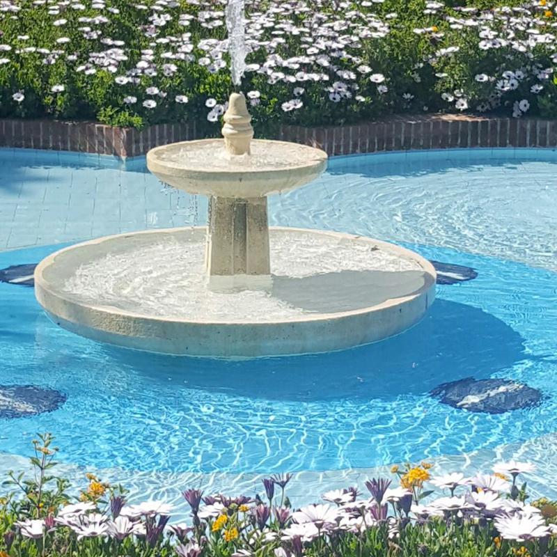 Lampada solare subacquea SUNNY per l'illuminazione piscina