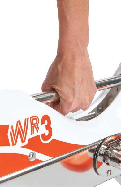 maniglia di trasporto cyclette acquafitness aquabike wr4