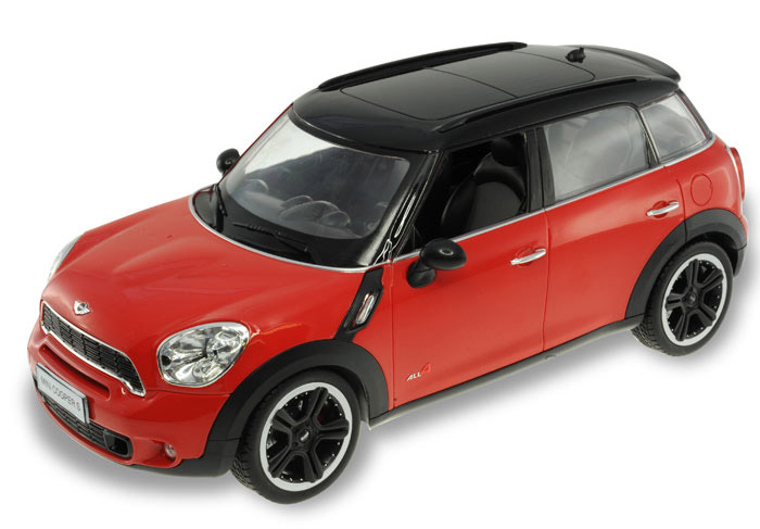 Macchina radiocomandata MINI COUNTRYMAN RE.EL TOYS scala 1:24