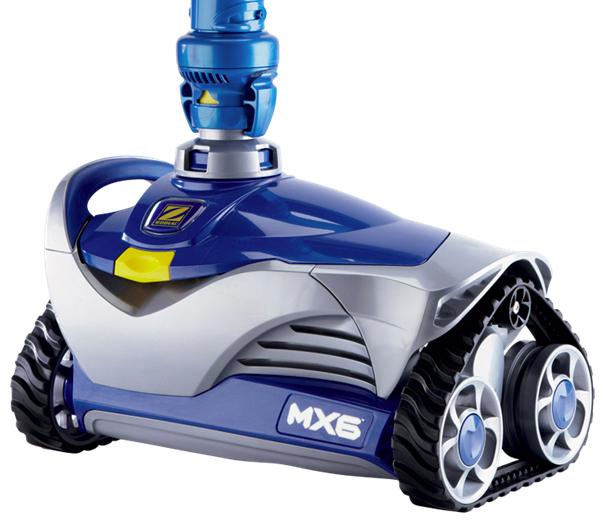 Robot idraulico MX6 Zodiac