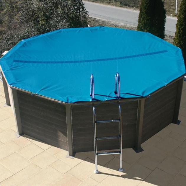 Copertura invernale piscina Naturalis