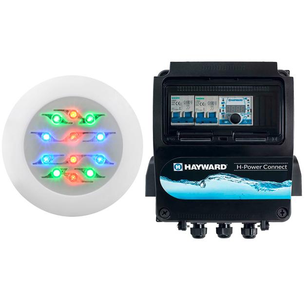 Illuminazione per piscina Naturalis