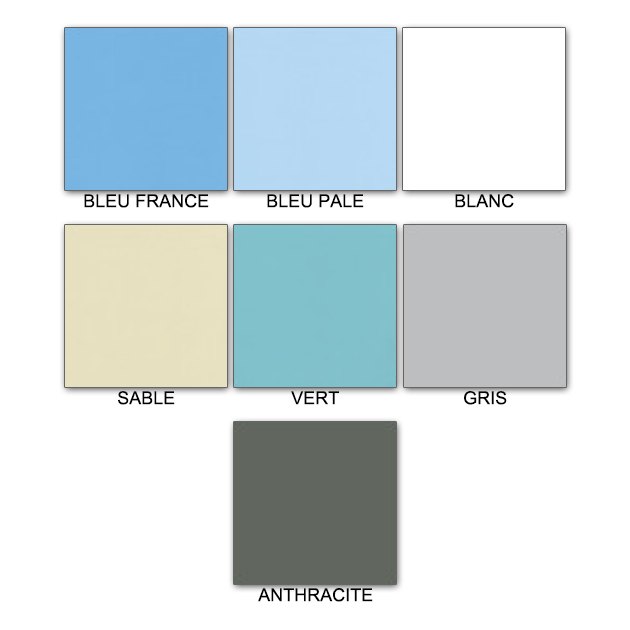 Cambio colore liner piscina Naturalis