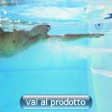 nuoto controcorrente piscina