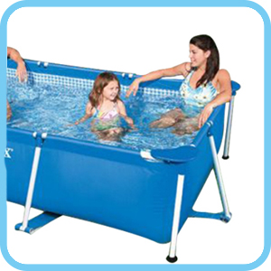Piscina fuori terra intex Easy