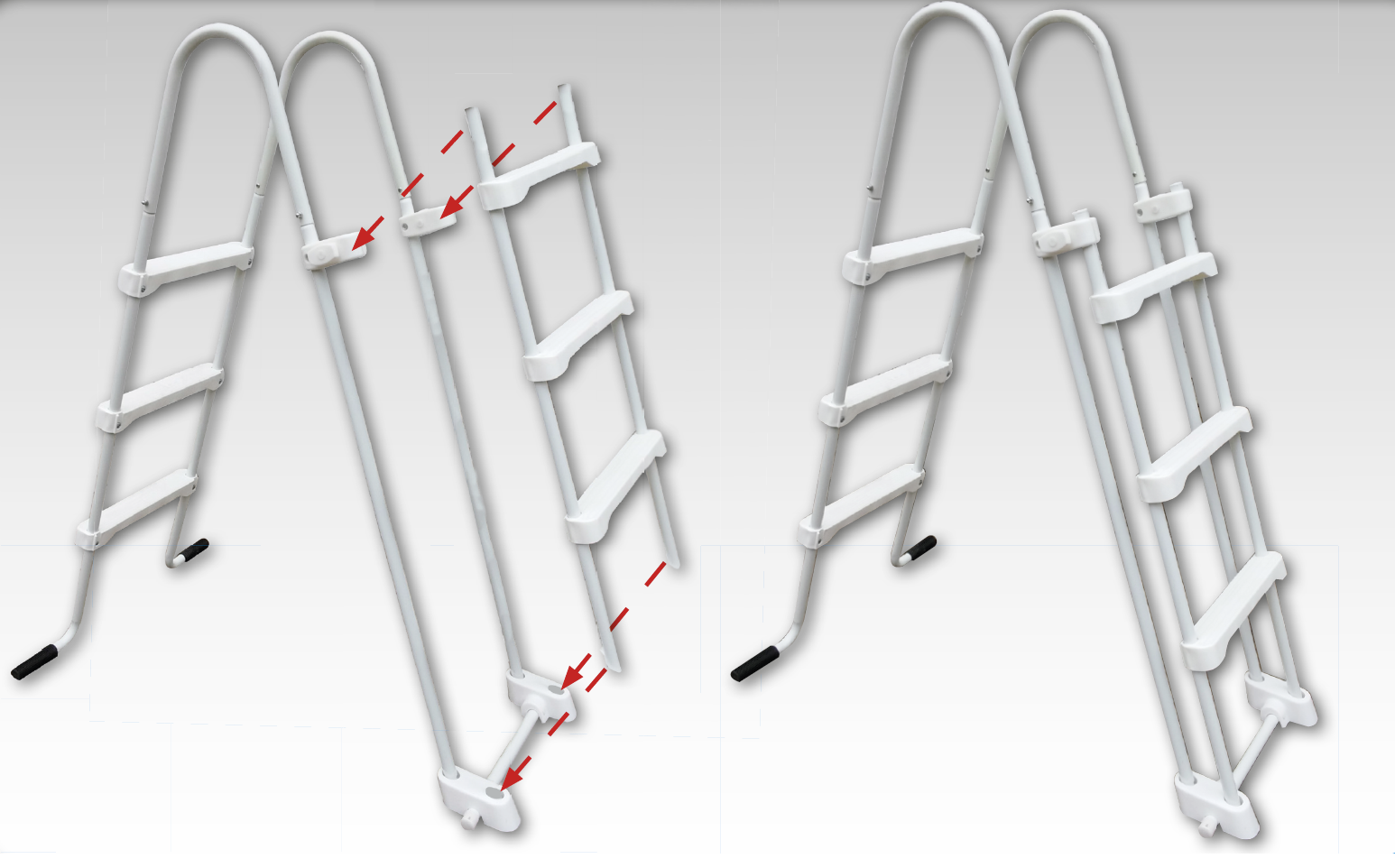 Scaletta di sicurezza Olimpia