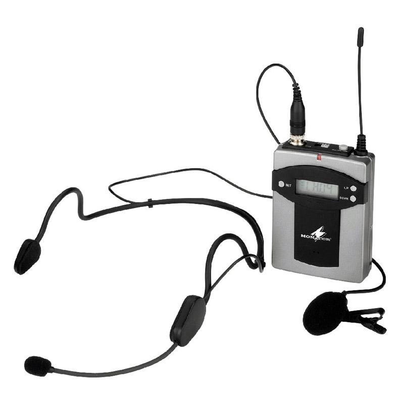 trasmettitore tascabile per PARTYBAG