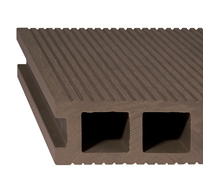 Pavimentazione in WPC per pontili