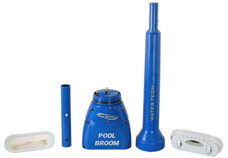 pool broom