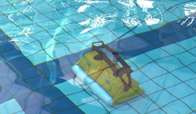 Robot piscina 2x2 Dolphin Pro Gyro