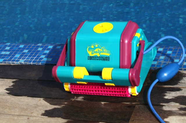 Robot per Piscina DOLPHIN DIAGNOSTIC 2001 Maytronics DIGITAL