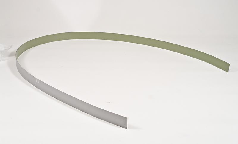 piattina plastificata in acciaio