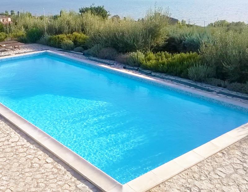 Piscina interrata in casseri blokit 6 x 3 h1 50 m for Casseri in polistirolo per piscine