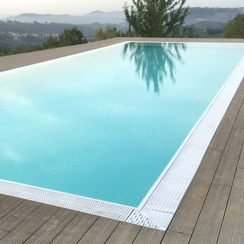 Piscine interrate a sfioro LEXI
