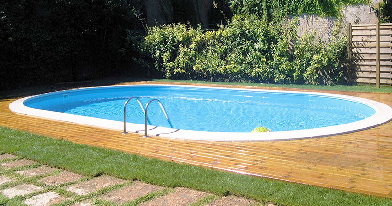 Piscina interrata Olivia