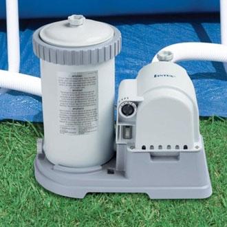Piscina fuori terra COMO Italica 600x300 h.100 - filtro cartuccia