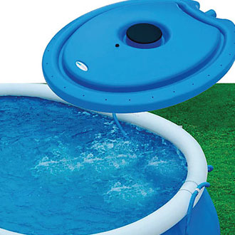 Idromassaggio per piscine fuori terra