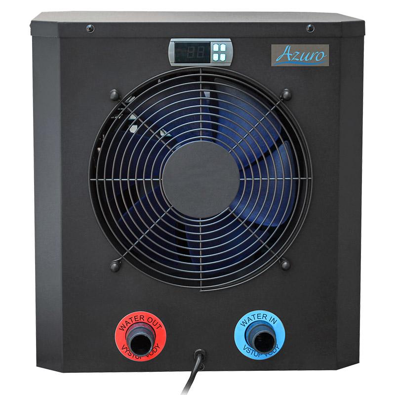 Pompa di calore per piscine fuori terra fino a 11 m³ - AZURO