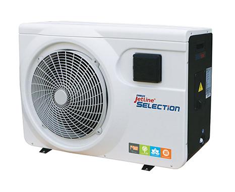 Pompa di calore jetline selection