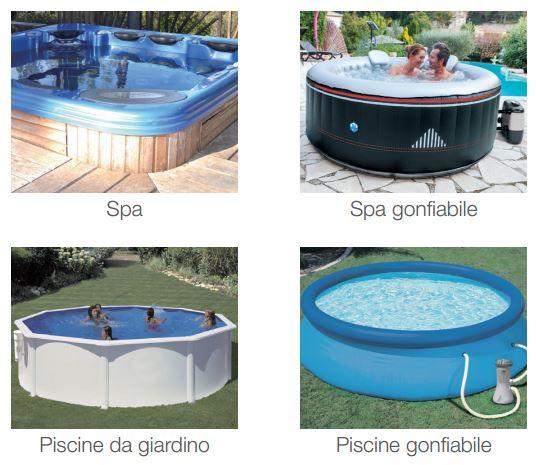 Aspiratore elettrico per piscina netspa cleaner alimentato a batteria - Aspirapolvere per piscina ...
