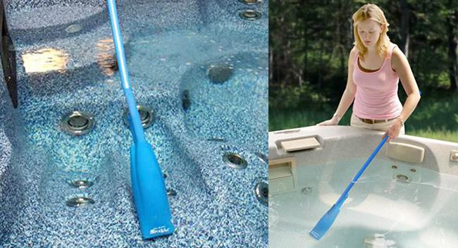 Aspiratore pulitore piscina Spa Vac