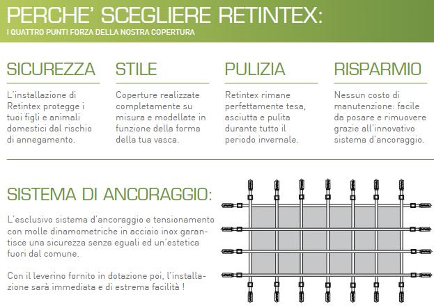 copertura retintex