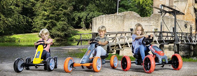 Go kart a pedali REPPY by Berg Toys