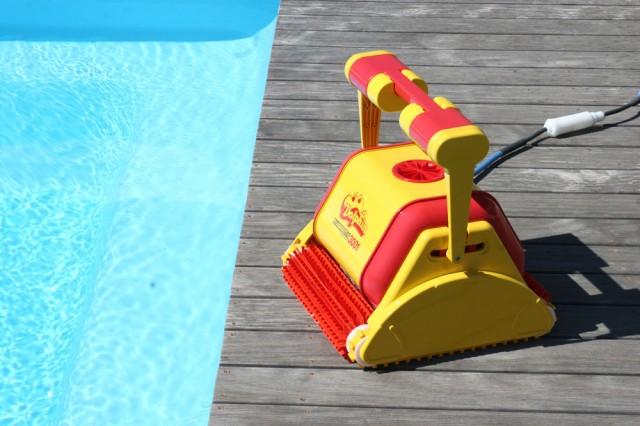 Robot piscina Diagnostic 3001