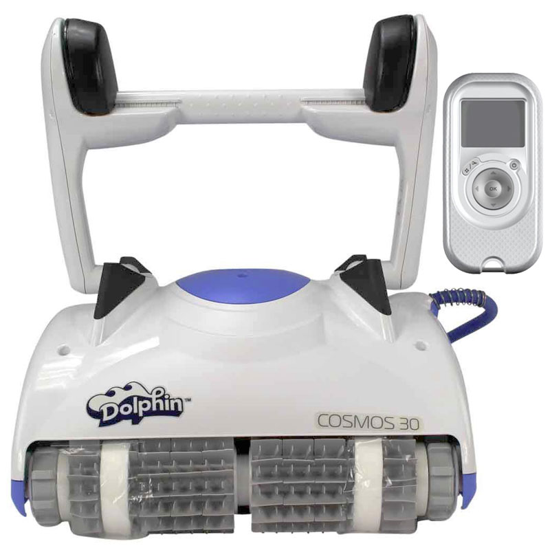 Robot pulitore automatico DOLPHIN cosmos 30 con telecomando