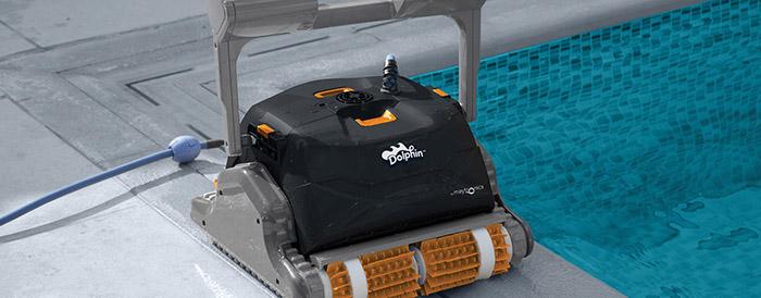 Robot piscina Dolphin EXPLORER PLUS by Maytronics