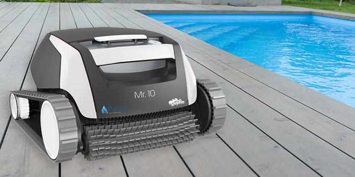 Robot per piscina Dolphin Mr. 10 by Maytronics