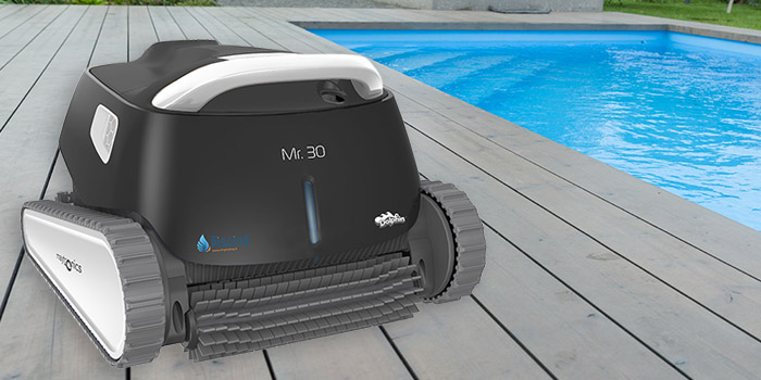 Robot per piscina Dolphin Mr. 30 by Maytronics
