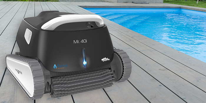 Robot per piscina Dolphin Mr. 40i by Maytronics