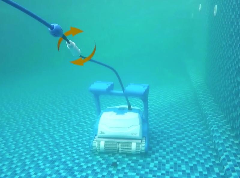 Robot per Piscina DOLPHIN SF 50 Maytronics
