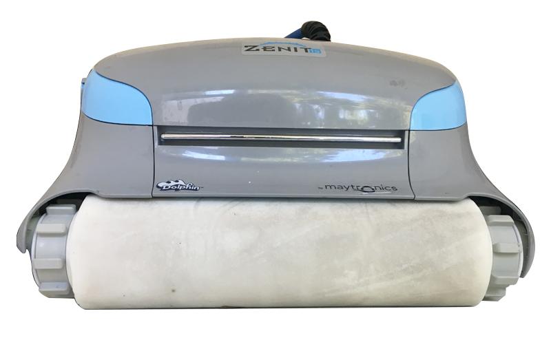 Carrello Da Giardino Usato : Robot piscina zenit dolphin maytronics usato con carrello caddy
