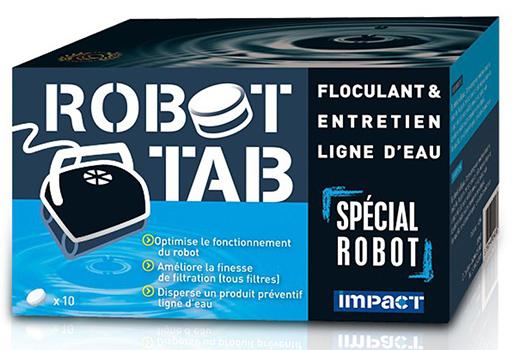 robot tab pastiglie