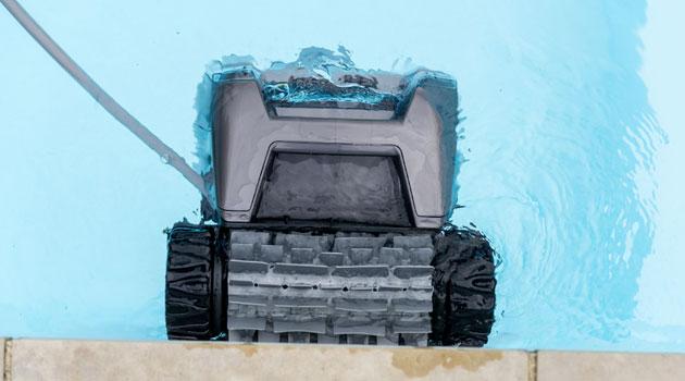 Robot pulitore elettrico Tornax OT 3200