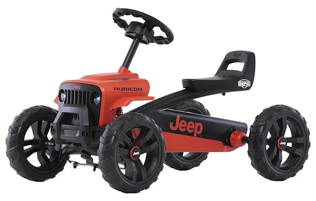 Go-Kart a pedali BUZZY JEEP RUBICON by Berg Toys