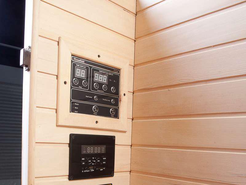 Sauna a raggi infrarossi Grenada