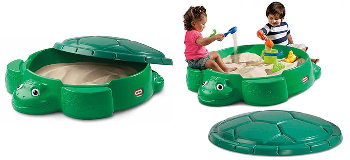 Sabbiera Tartaruga per bambini by Little Tikes