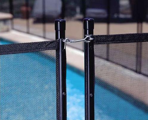 Recinzione piscina