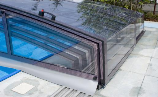 Telescopica per piscina