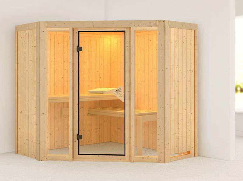 sauna FLORA1 base
