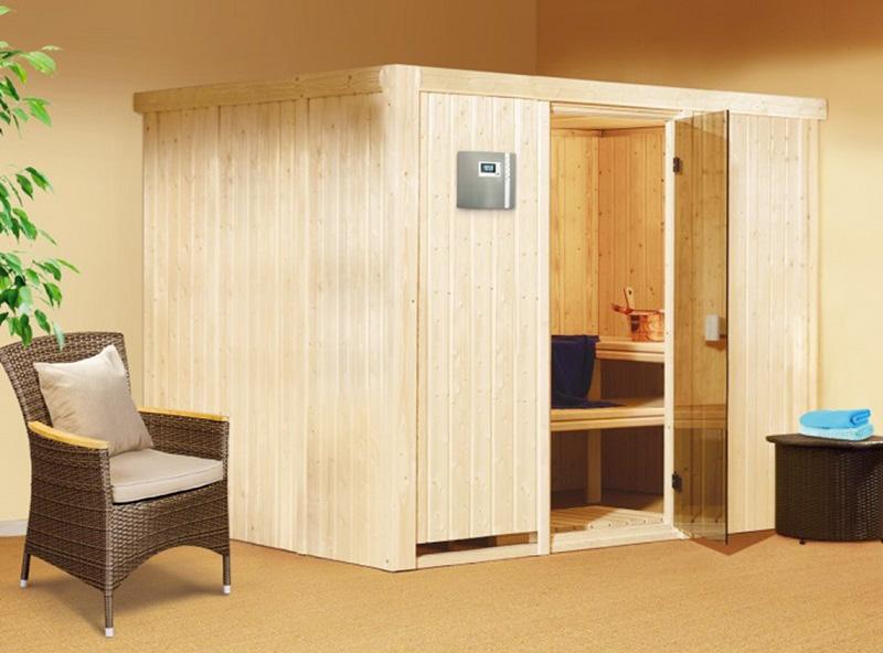 Sauna finlandese tradizionale GOBIN