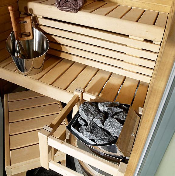 Stufa per sauna