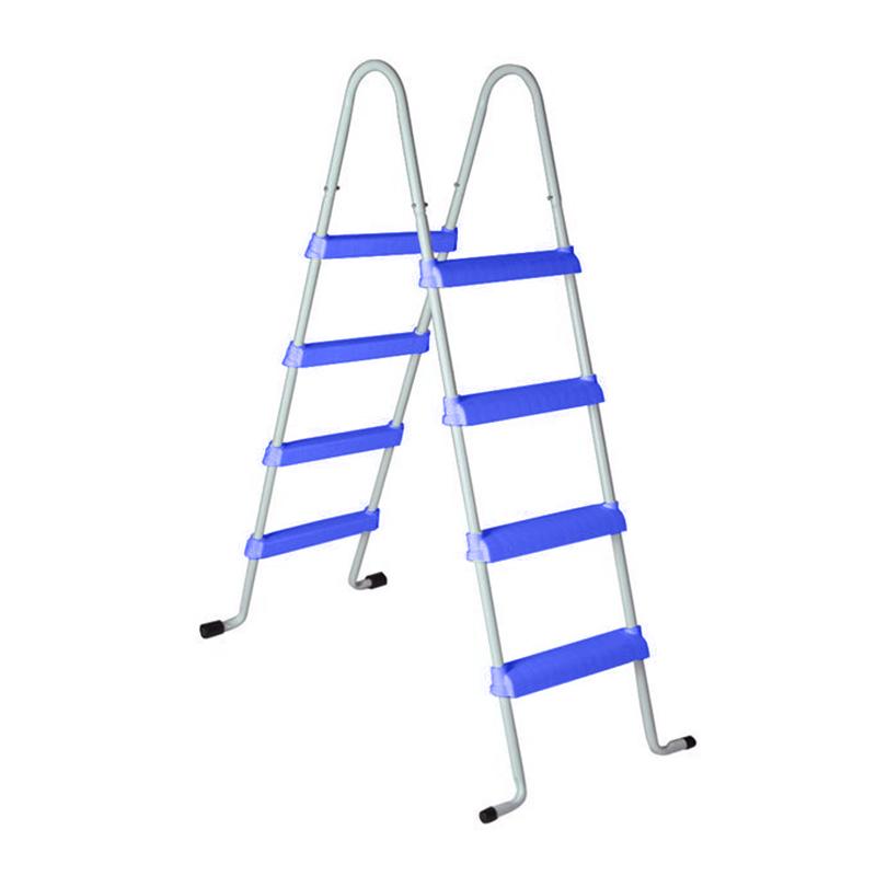 Scaletta per piscina fantasy 4x4 gradini 4870 for Gradini del ponte curvi