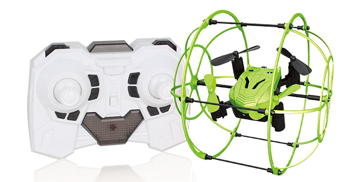 Drone radiocomandato SKY ROLL NANO RE.EL TOYS a 2,4GHz