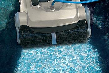 Robot piscina SMARTKLEEN by SMARTPOOL spazzole
