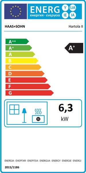 Certificazione energetica stufa a legna
