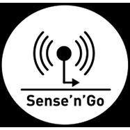Sensore di ostacoli Sense'n'Go per Robot piscina PENTAIR BlueStorm